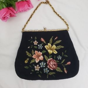 Christine Custom Bag Embroidery